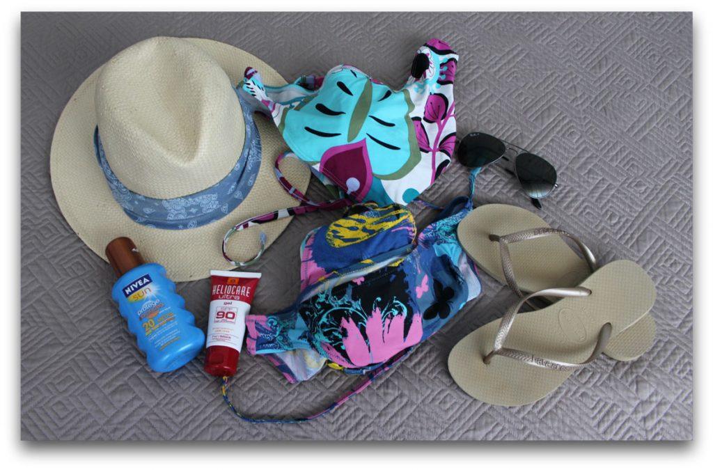 cómo preparar la maleta de viaje