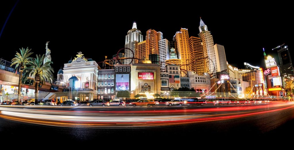 Consejos para viajar a Las Vegas
