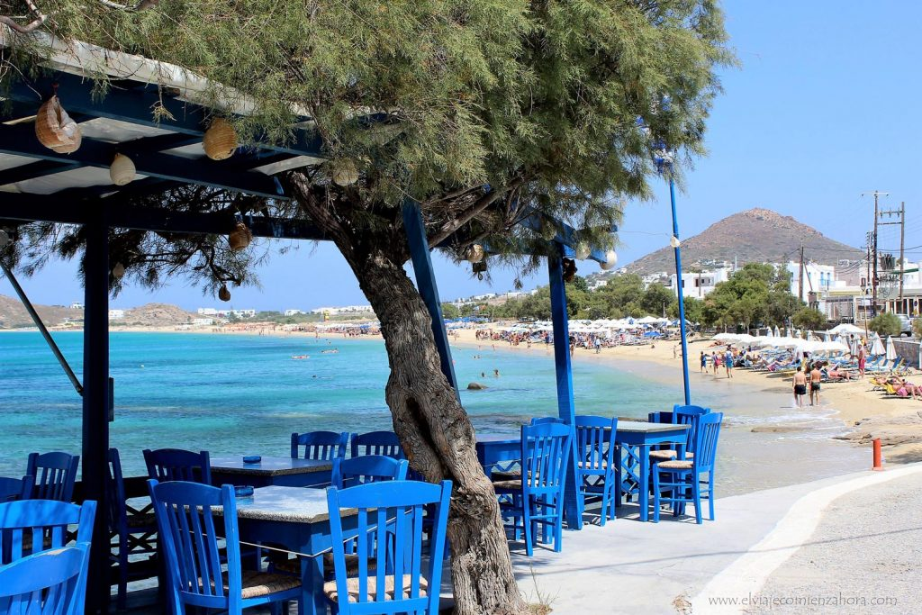 Naxos la isla mágica