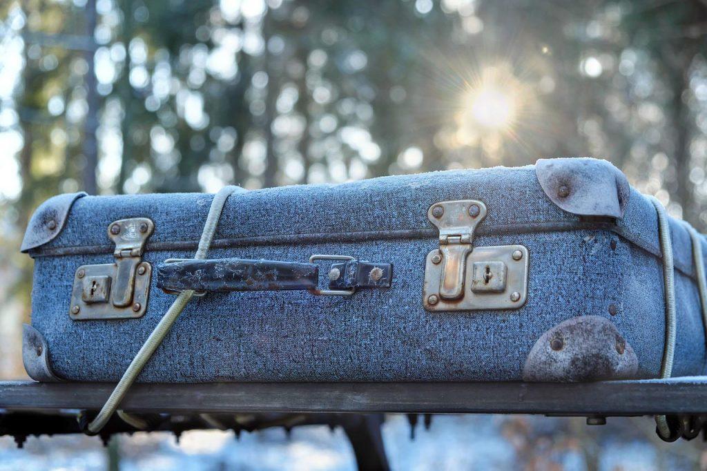 cómo hacer la maleta de viaje en invierno