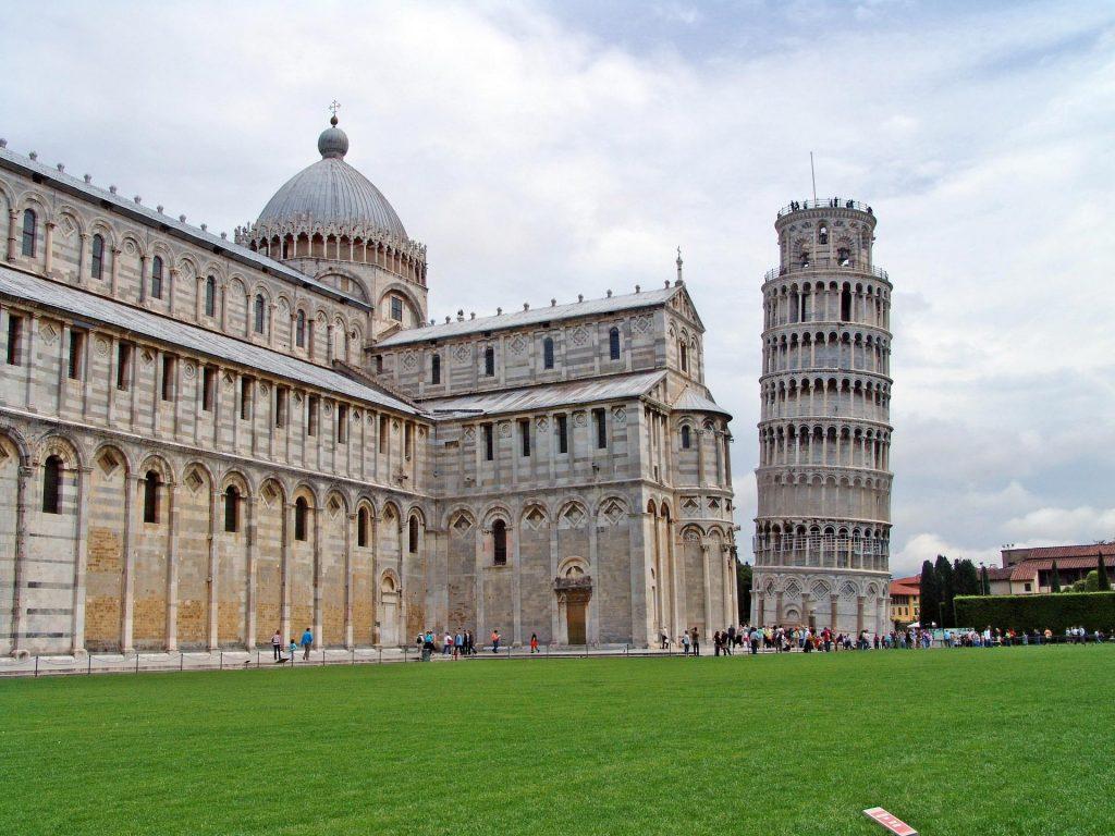 qué visitar en Pisa en un día